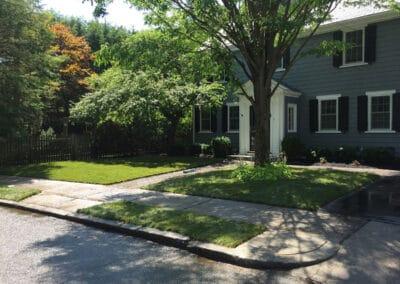 Landscaping & Sidewalk Repair – 9 Beverly Rd