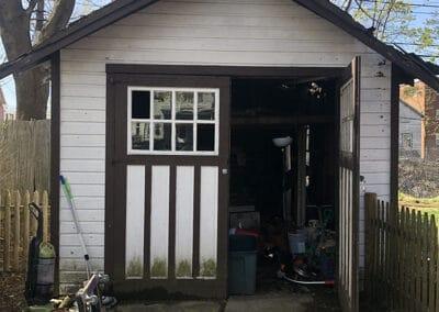 Garage Removal 20 Tyndale St